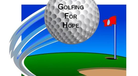 Golfing for hope